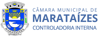 CÂMARA MUNICIPAL DE MARATAÍZES - ES - CONTROLADORIA INTERNA